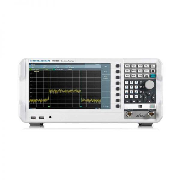 Analizador de espectro 1GHz Rohde FPC