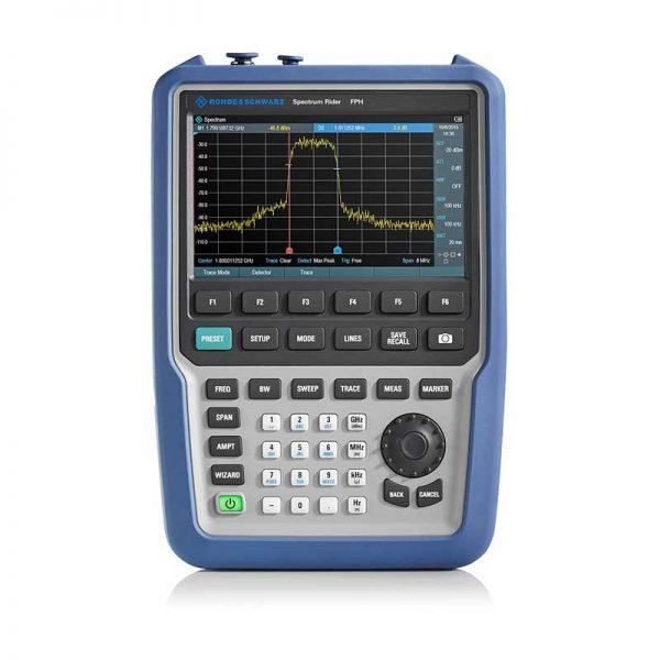 Analizador de espectro 31GHz Rohde FPH-31G